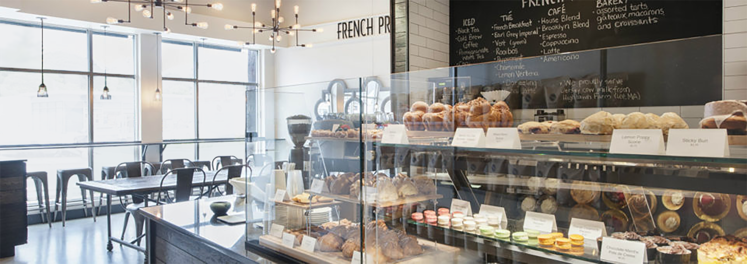French Press Bakery And Cafe Needham